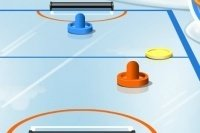 Air hockey Disney