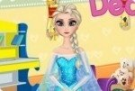 Aménager la chambre d'Elsa