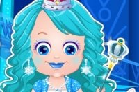 Baby Hazel : Habille la Princesse de Glace