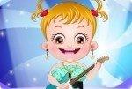 Bébé Hazel Rockstar