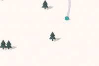 Boule de neige Roulante