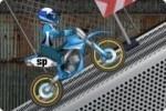 Challenge extrême à moto