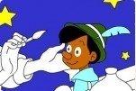 Coloriage de Pinocchio