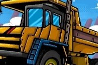 Course de camions
