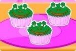 Cupcakes grenouilles