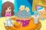 Décorer les petits gâteaux