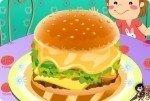 Délicieux hamburgers
