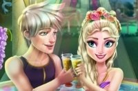 Elsa au jacuzzi