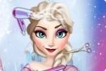 Elsa coiffure