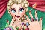 Elsa vernis de Noël