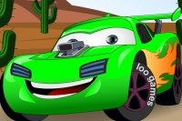 Embellir Flash McQueen Cars 2