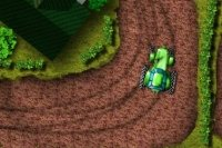 Garer des Tracteurs