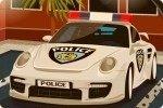 Garer la Voiture de Police