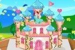 Gâteau de château de princesse