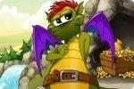 Habiller le petit dragon