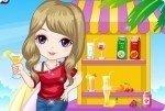 Jeune fille à la limonade.