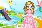 La princesse au parc aquatique
