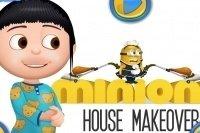 Les Minions transforment la maison