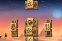 Les Pyramides Mahjong