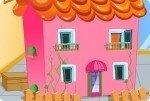 Maison de poupée magique