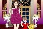 Maman et sa princesse