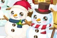 Prends soin d'un bonhomme de neige