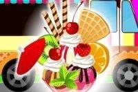 Préparer de délicieuses glaces
