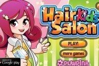 Salon de coiffure pour enfants