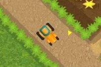 Se garer à la ferme
