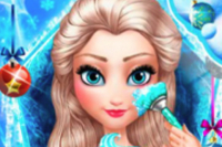 Transformation Princesse de Glace Elsa