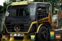 Truck de ville maritime