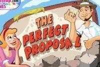 Une demande en mariage parfaite