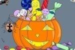 Coloriage Halloween