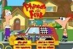 Course Phineas et Ferb