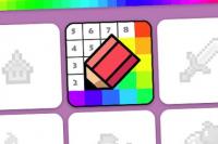 Dessine le Pixel