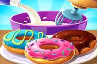 Faire des Donuts Sucrés