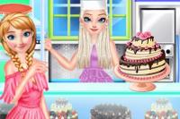 La Pâtisserie de La Reine des Neiges