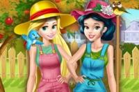 Les Princesses au Jardin